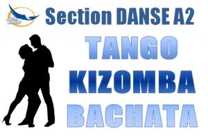 Danse à 2 : Cours de Kizomba et de Tango Argentin