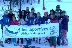 Ski Compétition