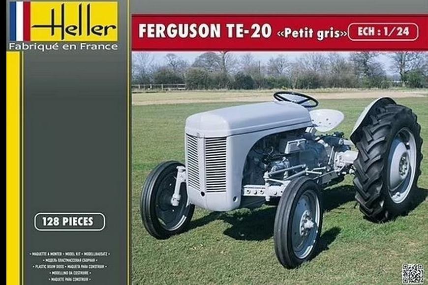 [Heller] Ferguson TE-20