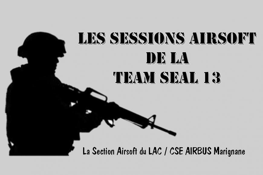 Inscriptions pour notre prochaine session d'Airsoft